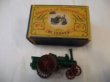 Matchbox Model Of Yesteryear Y1 1925 Allchin Traction Engine