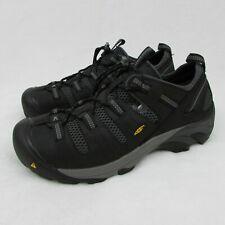 Keen Atlanta Cool Men's Steel Toe Black Work Shoe's 10 D 1006977D New