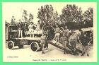 CPA-10- Mailly-le-camp - Canon de 75 mm porté