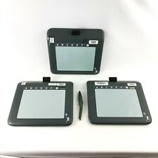 3x Promethean ActivSlate 60 PRM-RS3-01 Computer Writing Pad Tablet - One Stylus