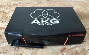 AKG Single Stationary Receiver Mod. SR40 Funkempfänger Empfänger