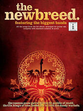 The Newbreed Songbook Guitar Tabs Sheet Music Lyrics Snow Patrol Feeder S29 S87