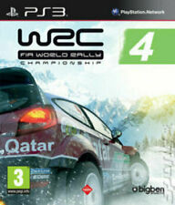 World Rally Championship 4 WRC Game PS3 PlayStation 3 Video Game Mint Condition