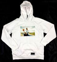 Nike Air Jordan He Got Game HGG Pullover Hoodie White AV6352-100 Men's XL