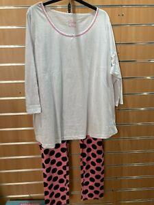 Pretty Secrets  Pyjama set uk size 24-26 bnip