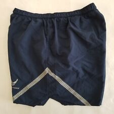 US Air Force Trunks Physical Training Uniform Blue Lined PTU Size XX-Large