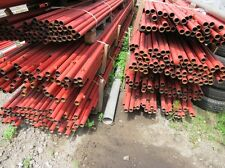 1€/Kg  1Kg Ø42,2mm Rohr Stahlrohr Wasserrohr Sprinklerrohr Pfosten #43