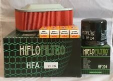 Honda VTX1300 (2003 to 2009) Service Kit (Air / Oil Filter and 4 x Spark Plugs)