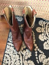 Vintage Stewart Boot Company Western Cowboy Boots