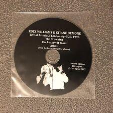 Rozz Williams RARE CD Ltd. 100 Christian Death Goth Deathrock