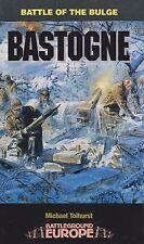 Bastogne: 28th Inf Div & 101st Airborne Div. (US Army in ETO) (Hardback)