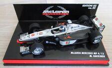 F1 1/43 MCLAREN MP4/13 MERCEDES HAKKINEN 1998 MINICHAMPS