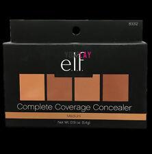 e.l.f. Studio Complete Coverage Concealer MEDIUM #83312 ELF