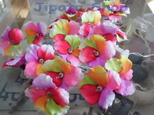 Multicolor Hibiscus Sa Paper Party-Wedding-Decoration X-mas 110V Light String
