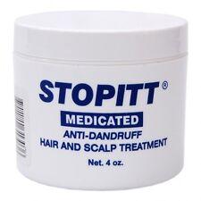 Stopitt Medicated Anti-Dandruff Hair & Scalp Treatment 4 oz.