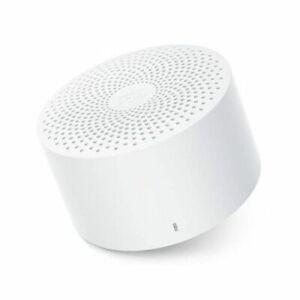 Altavoz Bluetooth XIAOMI MI COMPACT SPEAKER 2 Blanco