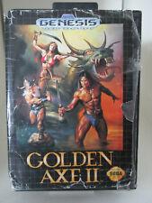 Golden Axe II (Sega Genesis) Us OVP/Modul/Anleitung#25