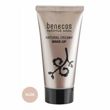 benecos NATURAL LIQUID FOUNDATION - Nude 30ml - Suitable Fair Skin Tones