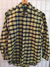 """Ralph Lauren Plaid Shirt Large (Chest 54"""") All Cotton. NWOT"""