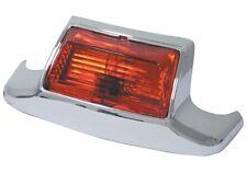 REAR FENDER TIP LED LIGHT RED FOR HARLEY FLH FLHT FLSTC LED