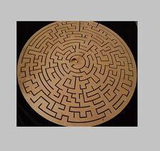 ROUND Key Maze for Escape Rooms - Escape Room Puzzle and Prop