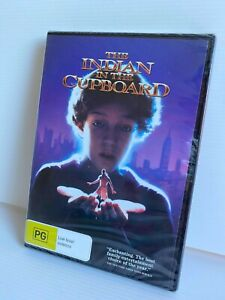 THE INDIAN IN THE CUPBOARD DVD - BRAND NEW/SEALED - Region 4