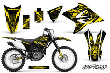 Yamaha TTR 230 Dirt Bike Graphic Sticker Kit Decal MX Wrap 2005-2017 NIGHTWOLF Y