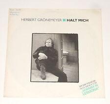 """Herbert Grönemeyer - 7"""" Single - Halt Mich - Lesmona - EMI 1C 006-1 47383 7"""