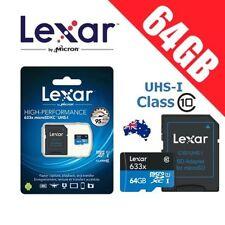 Lexar Class 10 MicroSDCX Mobile Phone Memory Cards