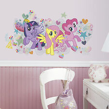 MY LITTLE PONY GiaNT WALL DECALS Princess Twilight Sparkle Pinkie Pie Stickers
