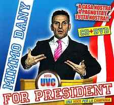 For President (CD + DVD) [2 CD] - Mimmo Dany