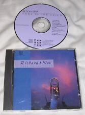RICHARD ELLIOT Take to the Skies CD 1991 Manhattan Blue Note JAZZ