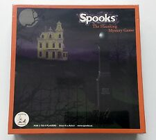 "VINTAGE HOOTIE ""SPOOKS"" BOARD GAME 2002   SEALED"