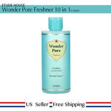 Etude House Wonder Pore Freshner 10 in 1 250ml NEW + Free Sample  [US Seller]