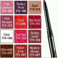 Avon ORIGINAL Glimmersticks Lip Liner CLEAR #N505 Lips No Color Nude Lipliner