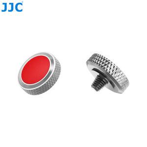 JJC Shutter Release Button for Fujifilm X-T4 X-T3 X-T2 X100V X-Pro3 X-T30 X-T20