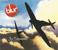 Blur - For Tomorrow Part Two original 1993 CD single