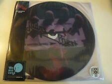 "Judas Priest British Steel 12"" 2 LP Picture Disc Vinyl Record Store Day 2020 RSD"