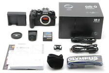 【Exc+5 in Box】Olympus OM-D E-M1 Mark II 20.4 MP Mirrorless From Japan #654
