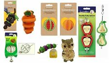 Boredom Breaker Small Animal Chewing/Nibble Toys