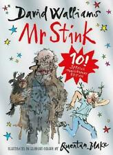 Signed Book - Mr Stink Limited Gift Edition by David Walliams 1st Print