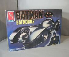 Batman Batmobile 1/25 Model Kit - Complete - by ERTL 1989