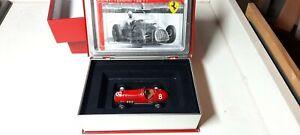 1949 Ferrari 125 double compressor Ascari Italian GP 1:43 IXO La Storia SF05/49