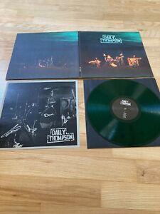 Daily Thompson-Daily Thompson LP Signed, Numbered & Green Vinyl ROTOR/SAMAVAYO!!