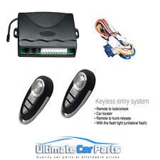 Sistema de entrada sin llave Coche Control Remoto Universal Kit de actualización Reino Unido suministrado mejor 1