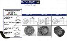 KIT DISTRIBUZIONE AUDI A6  2.0 TDI  BRE  103 KW  KH267 HUTCHINSON  07/04>11/05