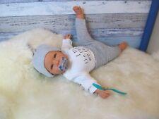 ninisingen Reborn Reallife Julian NEU Juan Puppe Babypuppe Baby Künstlerpuppe