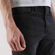 BNWT Men's Levi's 510 Skinny Fit Baldwin Black Stretch Jeans  W33 L34