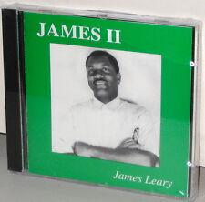 VTL Audiophile CD VTL 005: James Leary - James II - OOP 1992 USA Factory SEALED