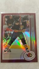 2002-03 Topps Chrome REFRACTOR John LeClair Card 7